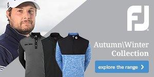 FootJoy Autumn Winter Clothing