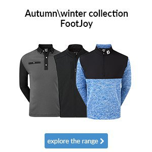 FootJoy Autumn Winter Clothing