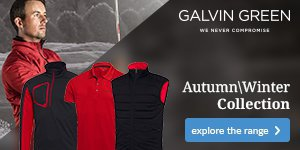 Galvin Green Autumn Winter Clothing