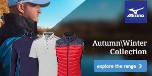 Mizuno Autumn Winter Clothing