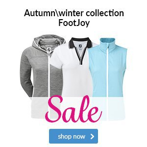 FootJoy Women's Autumn Winter Clothing