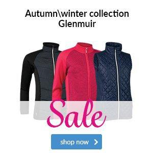 Glenmuir Women's Autumn Winter Clothing