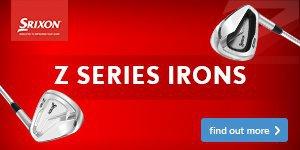 Srixon Z85 Irons