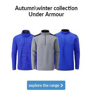 Under Armour Autumn Winter Clothing