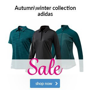 Adidas Ladies Autumn Winter Clothing