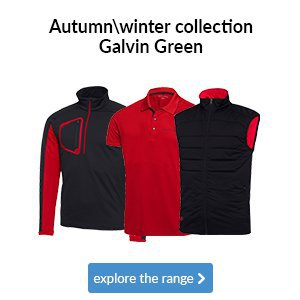 Galvin Green - New Collection Out Now