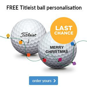 Titleist Free Ball Personalisation