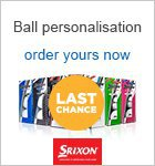Srixon Free Ball Personalisation