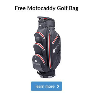Motocaddy Free Golf Bag Offer