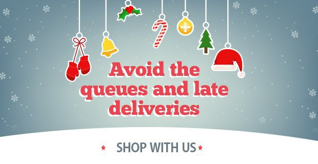 Shop with us this Christmas