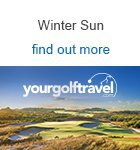 Winter Sun with Your Golf Travel