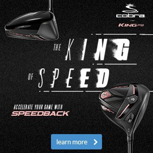 COBRA KING F9 Speedback Ladies Driver