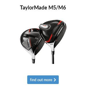 TaylorMade M5/M6 Woods