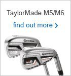 TaylorMade M5/M6 Irons