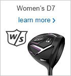 Wilson Staff Women's D7 Woods
