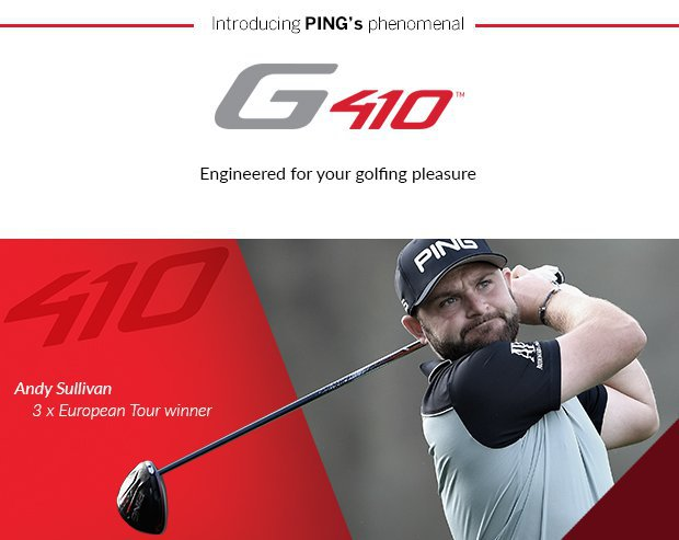 G410 PLUS and SFT drivers - a new dimension in fitting.