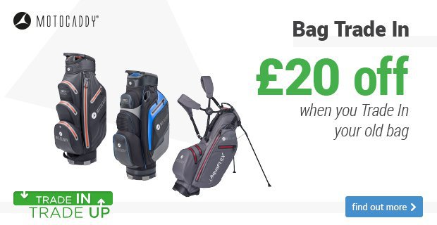 Bag Trade In - Motocaddy