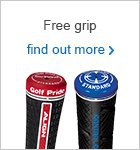Golf Pride - Free Grip On Your 7 Iron