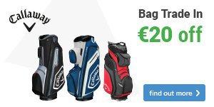 Bag Trade In €20 Off - Callaway
