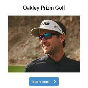 Oakley Prizm Golf - Built for Birdies