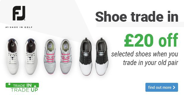 Shoe Trade In - FootJoy