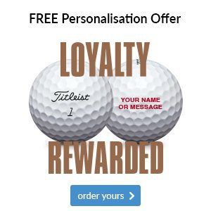 Titleist Loyalty Rewarded - £44.99