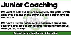 Jr coaching