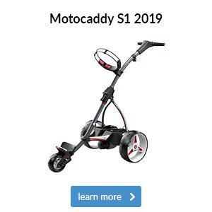 Motocaddy S1 2019