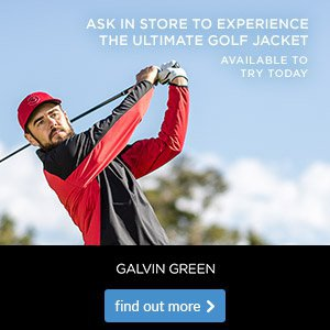 Galvin Green - Jacket Trial