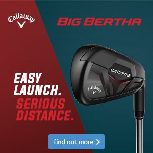 Callaway Women's Big Bertha Irons