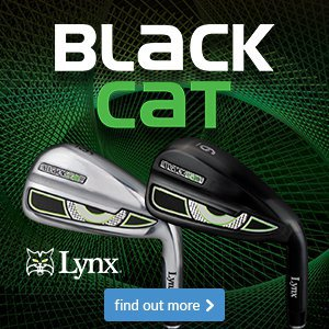 Lynx Black Cat Irons
