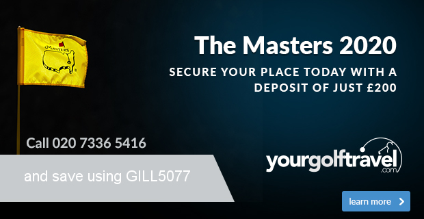 Experience the Masters with YGT