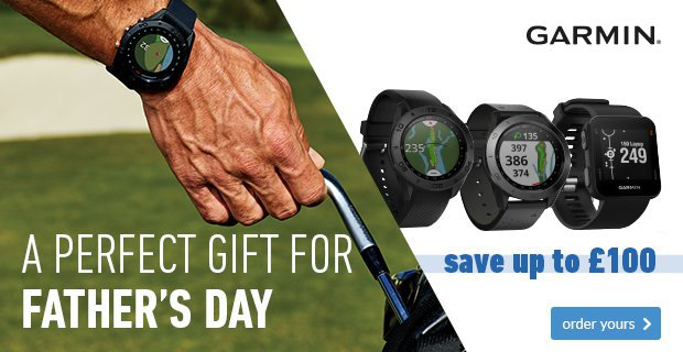 Garmin Father's Day Special Offer