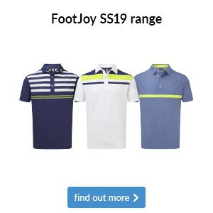 FootJoy Summer Collection 2019