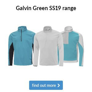 Galvin Green Summer Collection 2019