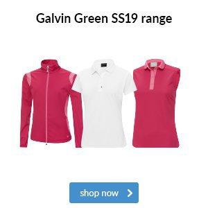 Galvin Green Women's Summer Collection 2019