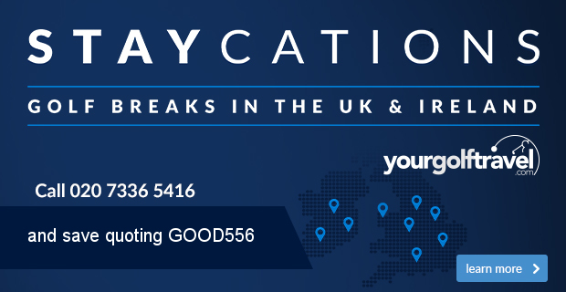 Your Golf Travel - Staycations