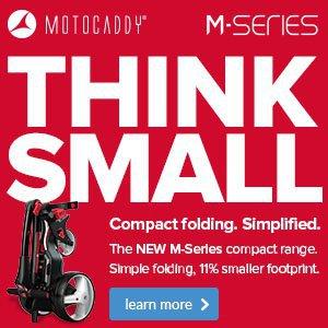 Motocaddy M1 Electric Trolley