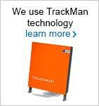 We use TrackMan