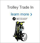 Motocaddy Trolley Trade-In