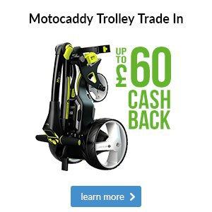 Motocaddy Trolley Trade-In