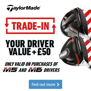 TaylorMade Driver Trade-In