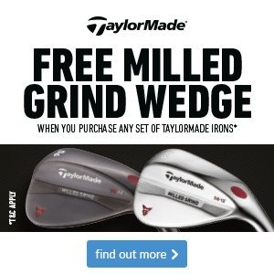 TaylorMade FOC Wedge Offer