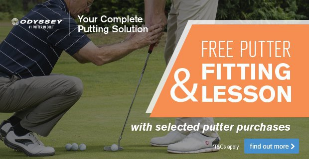 Complete Putting Solution with Odyssey
