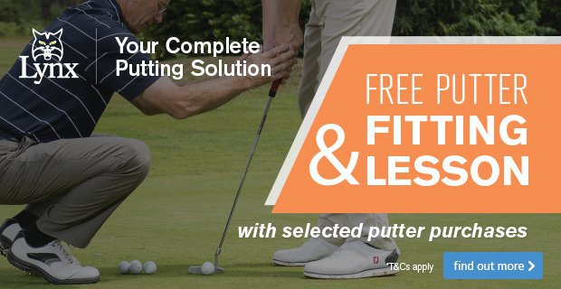 Complete Putting Solution with Lynx