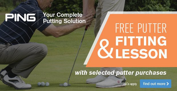 Complete Putting Solution with Ping