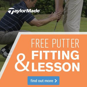 Complete Putting Solution with TaylorMade