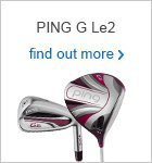 PING G Le2 Range