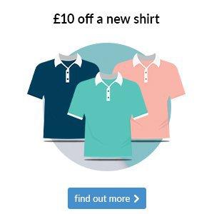 Shirt Amnesty 2019 - £10 Off