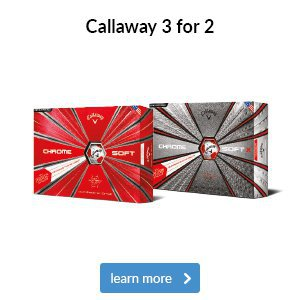 Callaway 3 for 2 TruVis Offer